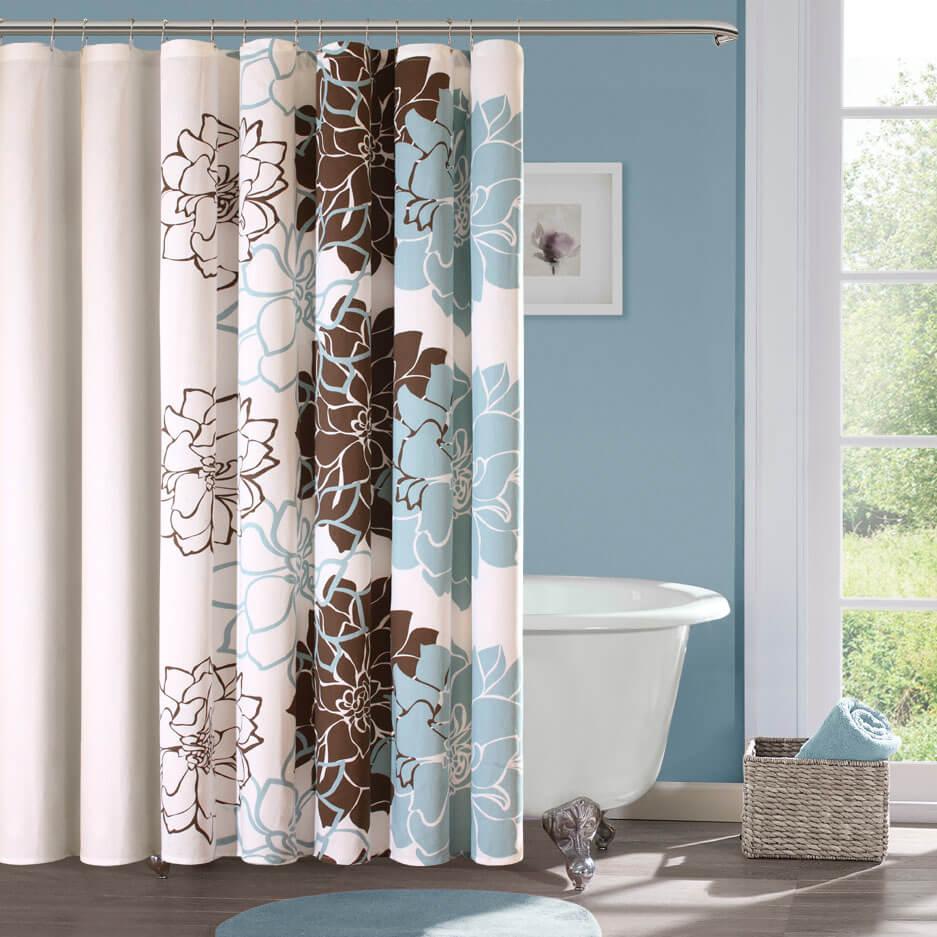Shower Curtain Choices I