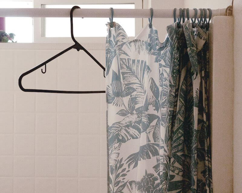 Shower Curtain Choices II