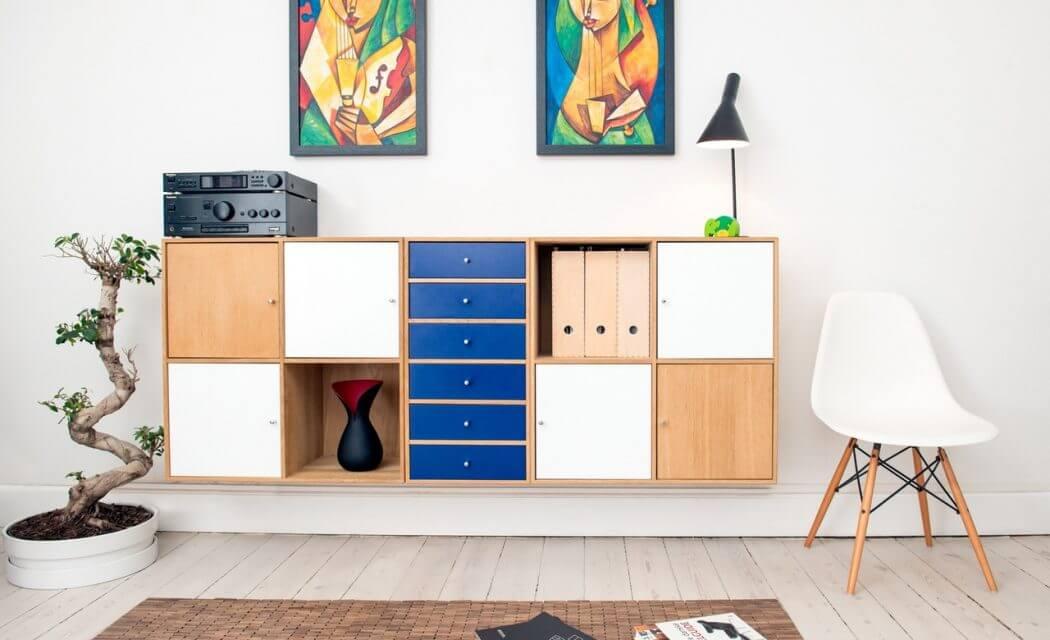 Vanities From Repurposed Furniture
