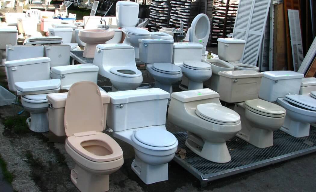 commode styles