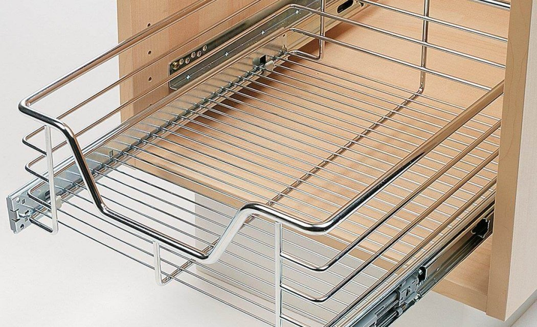Pull Out Shelving