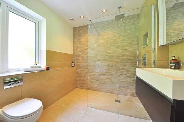 walk-in shower considerations